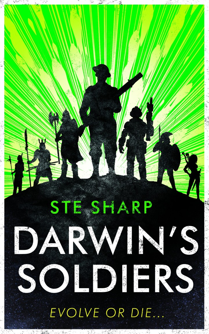 Darwin's Soldiers Cover
